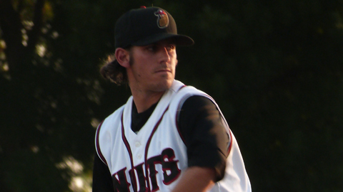 Christian Bergman ranks fifth in the Cal League with a 3.68 ERA.